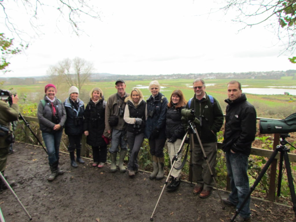 Henfield Birdwatch Members